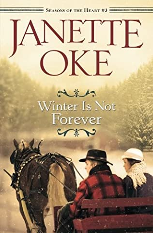 book cover of Winter Is Not Forever
