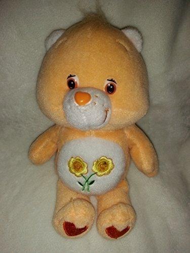 "2002 Care Bears 8"" Plush Friend Bear Bean Bag Doll from Care Bears"