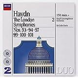 Haydn: The London Symphonies, Vol. 2 - Nos. 93, 94, 97, 99, 100, 101