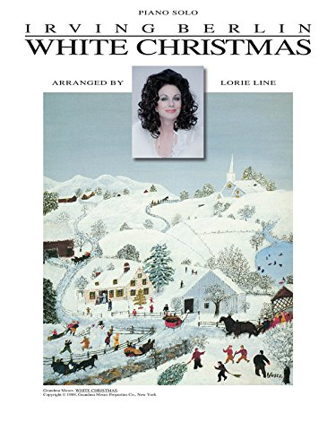 (White Christmas Piano)