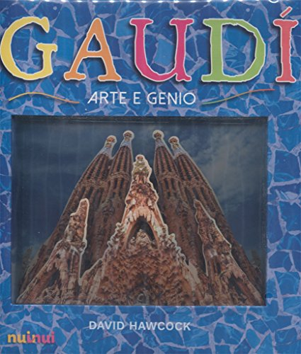 Gaudí Pop-Up Italiano: Arte e Genio
