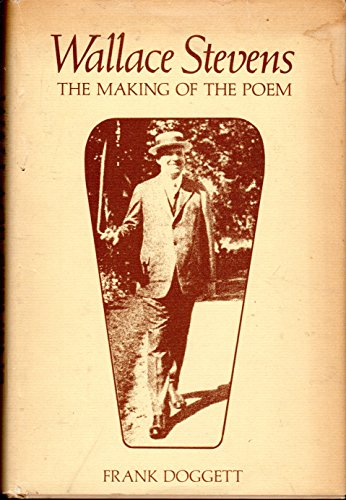 Wallace Stevens, The Making of the Poem