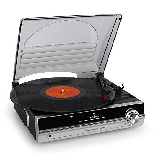 Auna TB-928 - Reproductor de discos giratorios, reproductor de ...