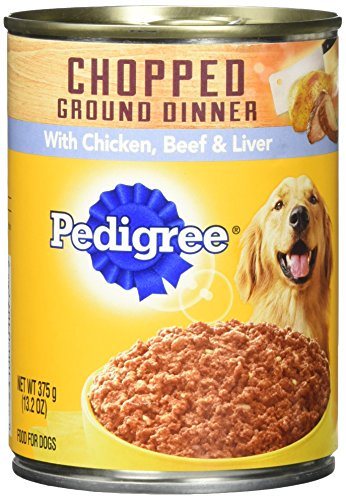 d Dinner With Chicken, Beef & Liver Canned Dog Food 13.2 Ounces (Pack of 12) (Beef Liver Food)