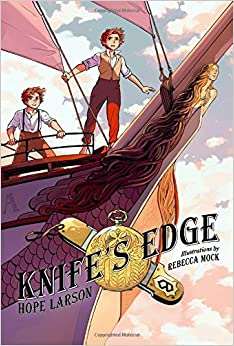 Knife's Edge cover adventure