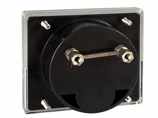 DC 15/Amp Panel meters /& Multimeters 139951/courant analogique Panel Meter 70/mm de largeur x 60/mm de hauteur
