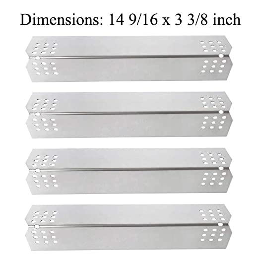 gassaf jx371 - 1 (Pack de 4 unidades) placa de calor de ...