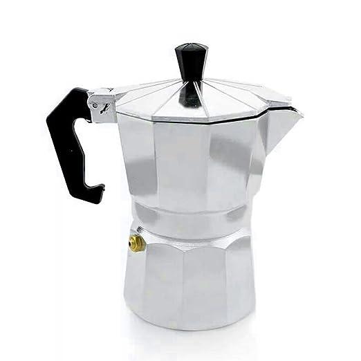 Amazon.com: Aluminum Espresso Percolator Maker, 1cup/3cup ...