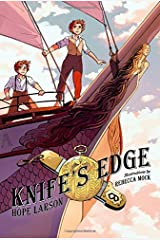 Knife's Edge: A Graphic Novel (Four Points, Book 2) Hardcover