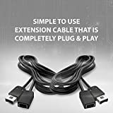 Ortz Extension Cable [2 Pack] for SNES/NES