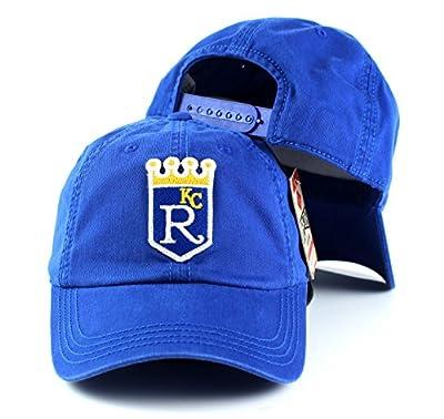 Kansas City Royals MLB American Needle New Timer Slouch Baseball Adjustable Snapback Hat