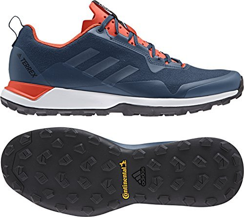 Adidas Terrex Rendimiento Deportivo Zapatillas De Deporte Cmtk De Los Hombres, Azul, Textiles, Caucho, 7 M