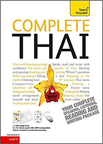 Amazon complete thai beginner to intermediate course learn to complete thai beginner to intermediate course learn to read write speak and understand a new language teach yourself 1st edition fandeluxe Choice Image