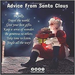 Christmas Wish List 2021-2021 Santa Claus 2021 Wall Calendar Official Father Christmas Calendar 2021 Beautiful Santa Gift With Inspirational Quotes Calendars 2021 2021 Wall 9798678445308 Amazon Com Books