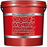 Scitec Nutrition 100% Whey Protein Professional, 5000 grammi, Cioccolato Nocciola