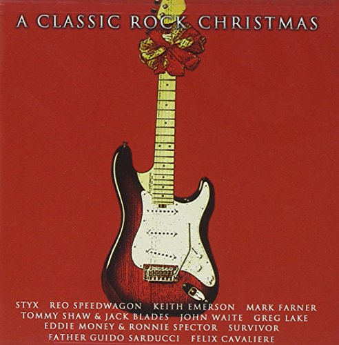various artists a classic rock christmas amazoncom music