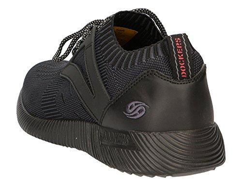 Dockers Herren Sneaker Schwarz