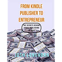 From Kindle Publisher to Entrepreneur