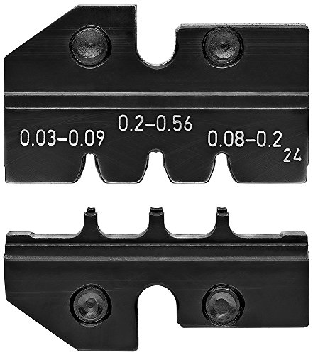 KNIPEX 97 49 24 Crimpeinsatz für D-Sub-Stecker