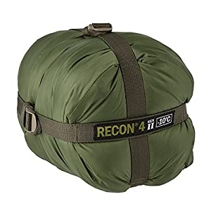 Elite Survival RECON-4 Sleeping Bag, Olive Drab by Elite Survival