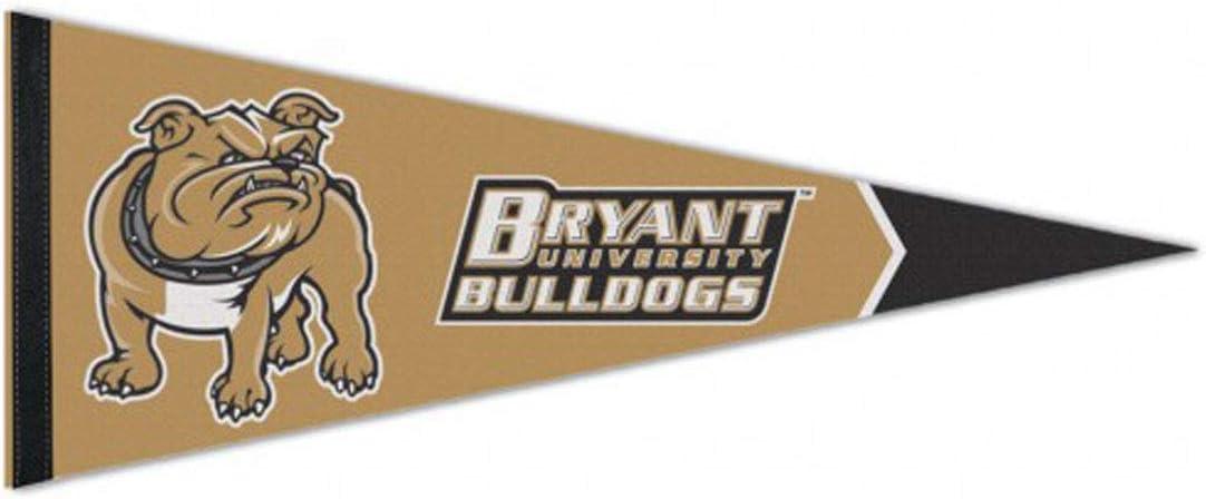 WinCraft Bryant University Bulldogs 12 x 30 Inch Premium Pennant