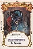 Deathtrap Dungeon, Ian Livingstone, 0440917174