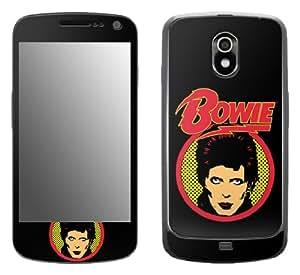 MusicSkins: David Bowie Diamond Dogs pegatina de protección skin para Samsung Galaxy Nexus