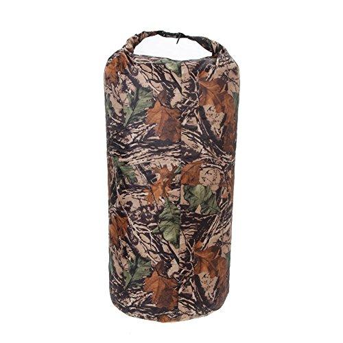 broadroot 75L Wasserdicht Dry Bag wasserabweisend Kanu Boating Kayaking Camping camouflage