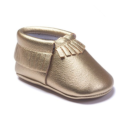 Sabe Infant Baby Boy Girl Soft Sole PU Leather Prewalker Moccasins First Walker Shoes Sneakers