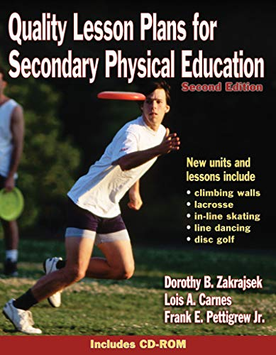 Quality Lesson Plans for Secondary Physical Education
