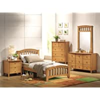 ACME San Marino Maple Full Bed