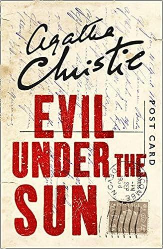 Evil Under The Sun por Agatha Christie epub