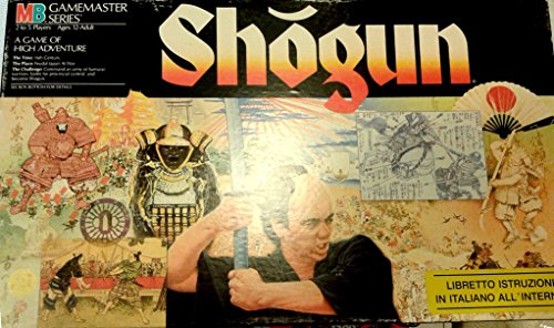 shogun rules board game - 1