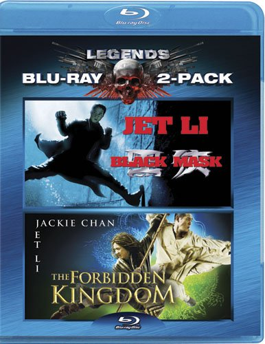 Black Mask/ Forbidden Kingdom - Double Feature [Blu-ray]