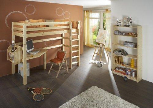 Hochbett Etagenbett Mit Schreibtisch : Etagenbett mit schreibtisch schön kinderzimmer hochbett pino