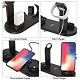 Charging Dock Stations - 4-in-1 Wireless Charging