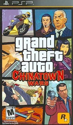 GRAND THEFT AUTO CHINATOWN WARS (Psp Wars Chinatown)
