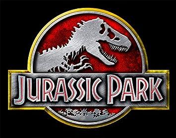Jurassic Park Customized 31x24 inch Silk Print Poster Seda ...
