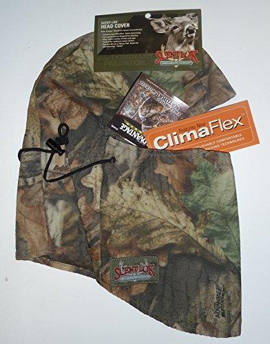 - ScentLok Head Cover Camo Bill Jordan's Advantage Timber ClimaFlex Mossy Oak