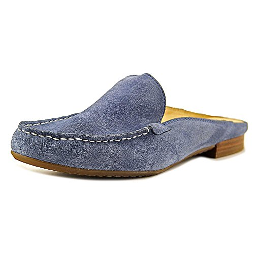 Paul Green Damen Maxi Slide Sandale Lago Wildleder