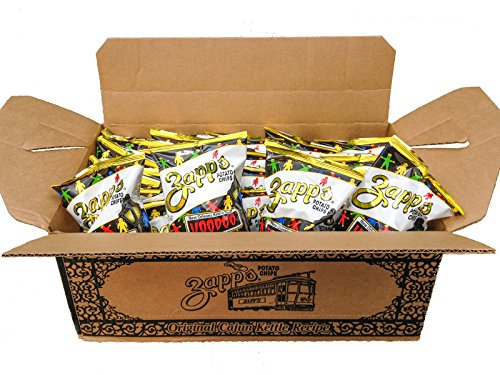 Zapps Voodoo Potato Chips Pack product image