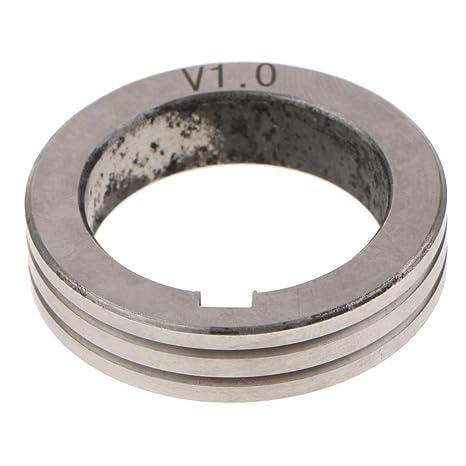D dolity hilo Soldador Guía rodillo partes accesorios fuente hilo nuevo acero rodamientos