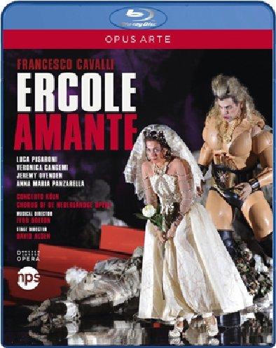 Anna Bonitatibus - Ercole Amante (Subtitled, 2PC)