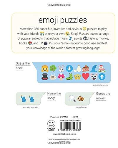 Emoji Puzzles: Amazon co uk: Malcolm Croft: 9781853759680: Books