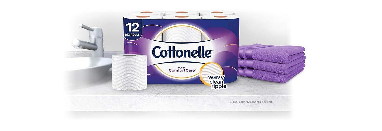 Cottonelle Ultra ComfortCare T...