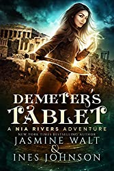 Demeter's Tablet: a Nia Rivers Adventure (Nia Rivers Adventures Book 2)