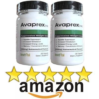 Avaprex Diet Pill - Appetite Suppression (2 Month) Weight Loss