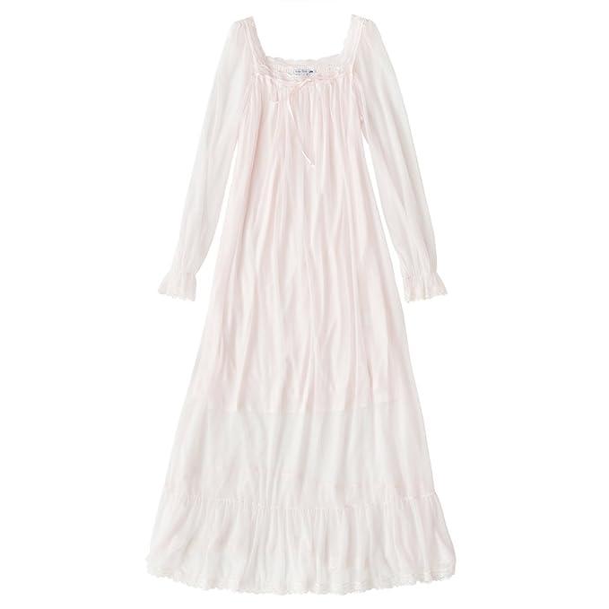 Vendita calda 2019 prestazione affidabile moda firmata KABSJ Nightgown Womens Lingerie Chemise de Nuit Petit Palais ...