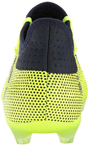 adidas Performance Herren X 17.2 FG Fußballschuh Solargelb / Legend Ink / Legend Ink