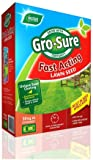 Gro-sure Fast Acting Grass Lawn Seed, 30 sq m, 900 g